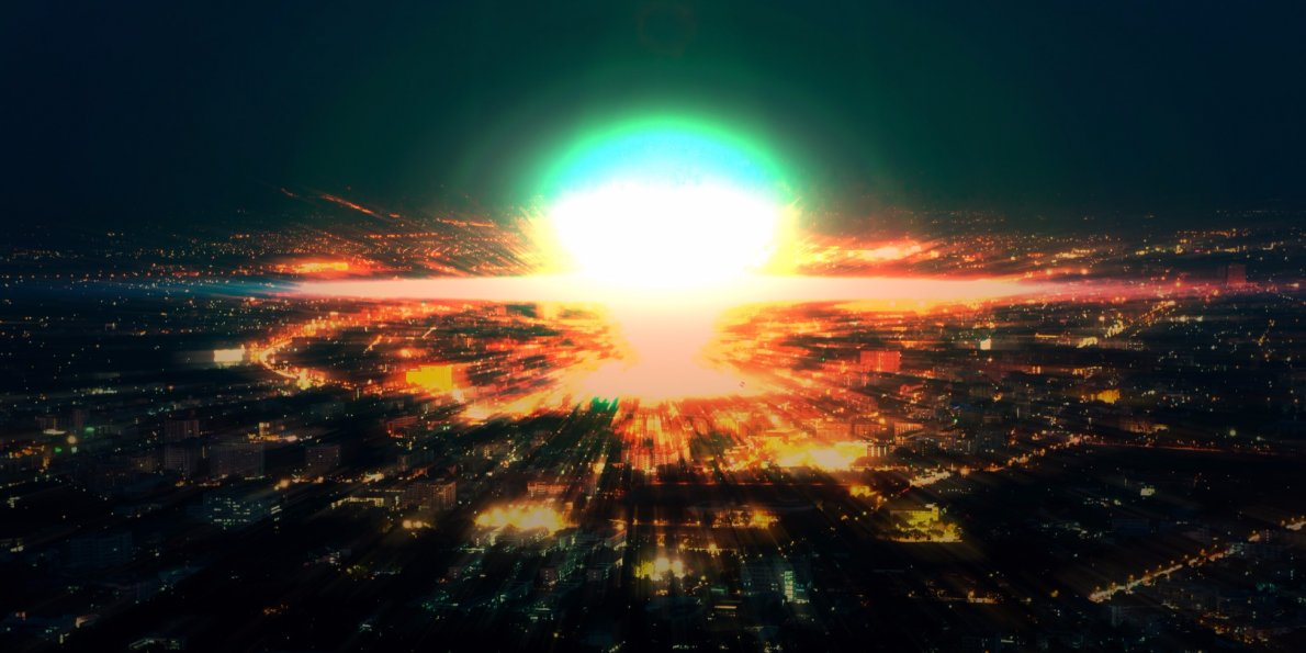 Nuclear Weapons Explosion