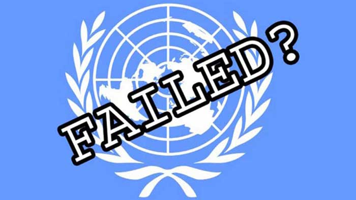 the failure of united nations peacekeeping Un admits rwanda genocide failure  and is one of the united nations' greatest challenges  who was head of un peacekeeping operations in 1994,.