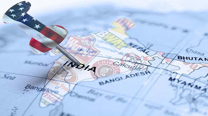 US India relatons image