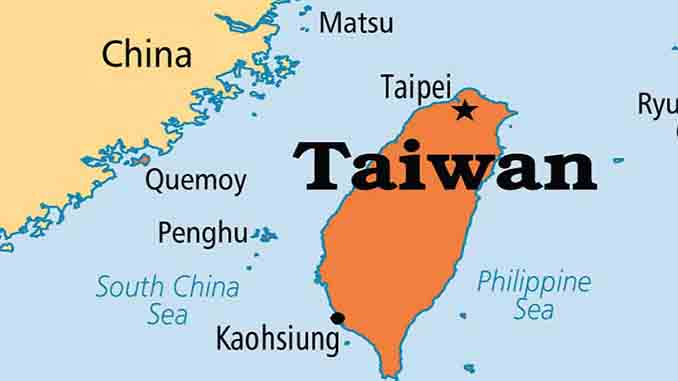 Taiwan Asias Next Geopolitical Flashpoint The Geopolitics