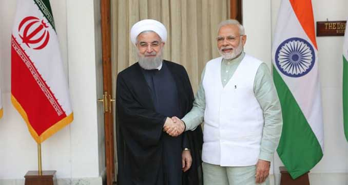 India Iran bilateral ties