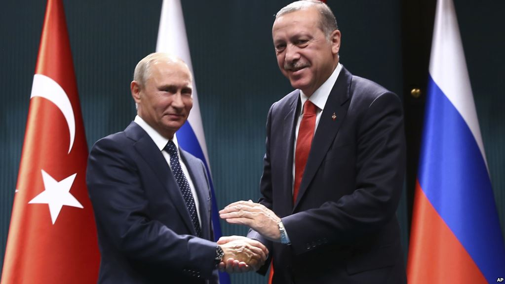 commonalities and differences between Turkey and Russia