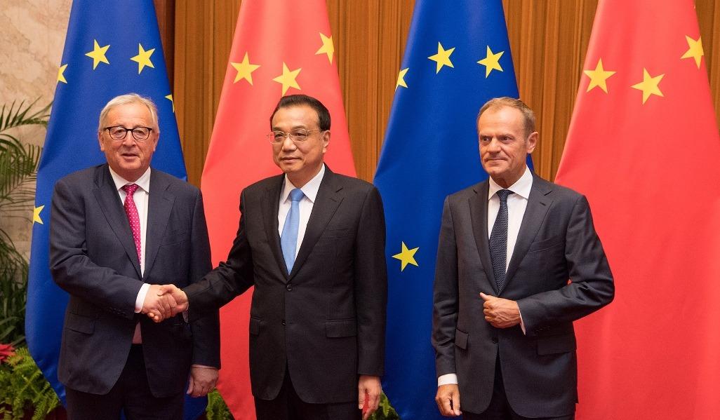 EU China Summit