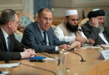 Afghan Peace Conference in Moscow