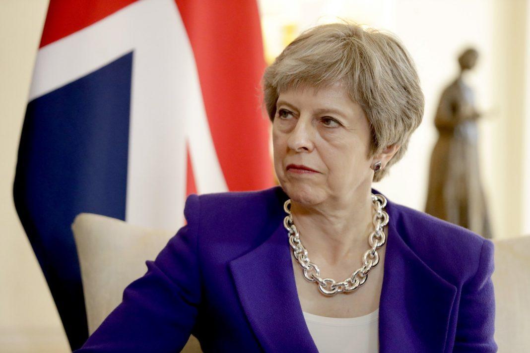 Prime Minister Teresa May