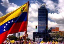 Venezuelans Protest