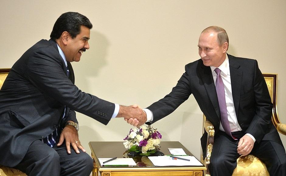 President Vladimir Putin & Nicolás Maduro