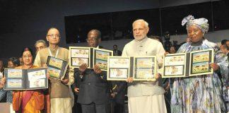 Prime Minister Narendra Modi at 3rd India-Africa Forum Summit