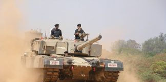 Indian Arjun MBT