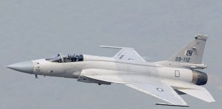 Pakistan JF-17