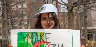 Protest against Bouteflika