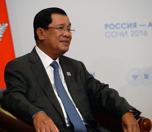 Prime Minister of Cambodia Hun Sen