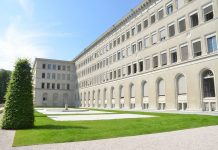 WTO Headquarters, Geneva