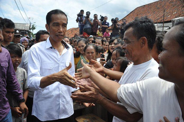 President Jokowi of Indonesia