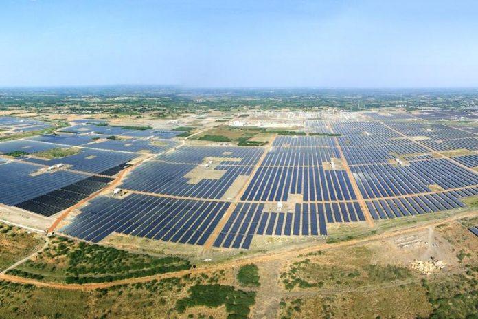 Kamuthi Solar Park