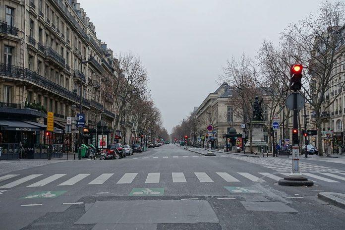 Boulevard Saint-Germain, Paris