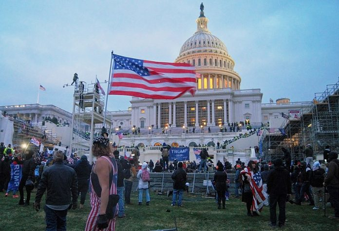 Storming of the United States Capitol
