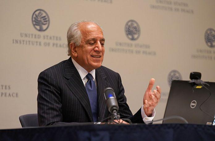 Zalmay Khalilzad, Special Representative for Afghanistan Reconciliation