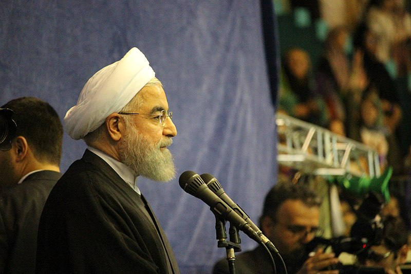 Hassan Rouhani President of Iran