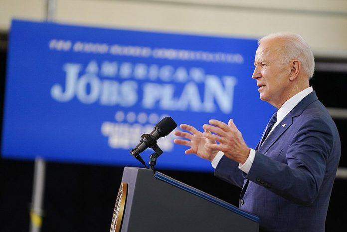 President Joe Biden in Pittsburgh