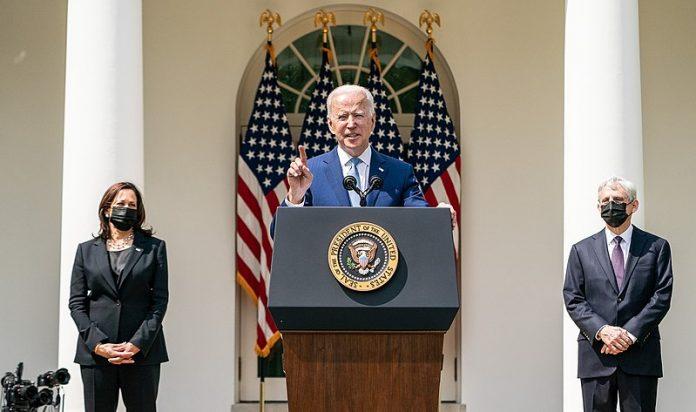 Biden delivers speech