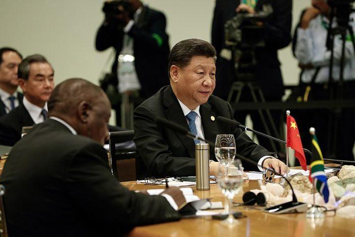 Chinese President Xi Jinpong