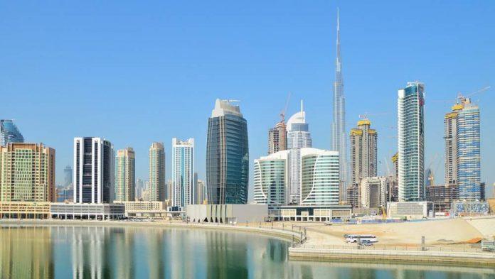 Dubai Skyline picture
