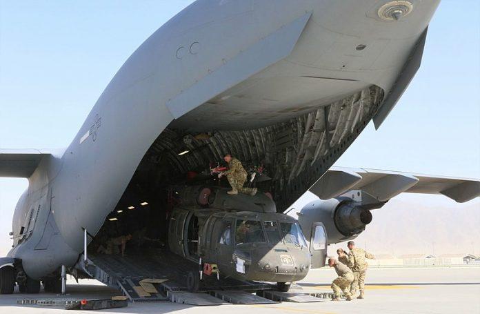 US troops withdrawal from Afghanistan