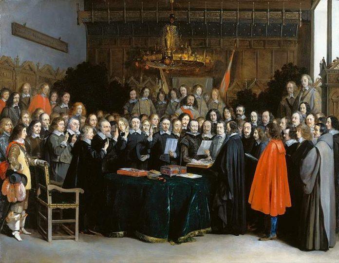 Westphalian peace treaty